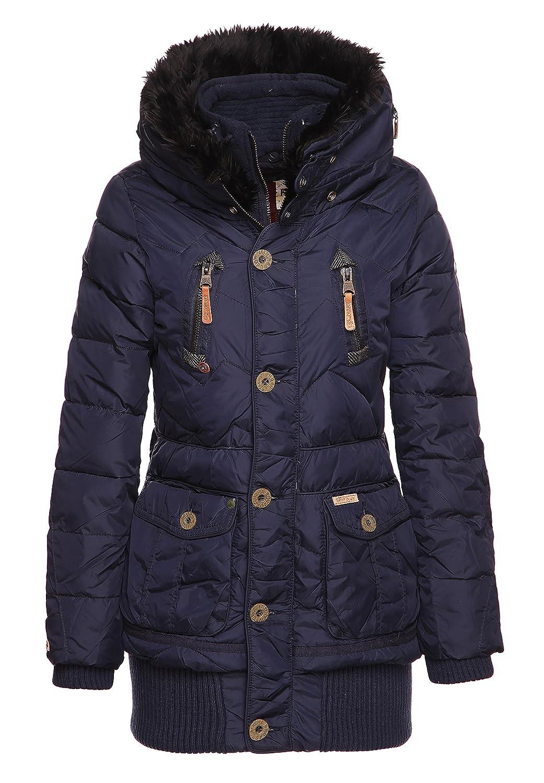 Khujo Damen Jacke Strig 1119JK143J online kaufen