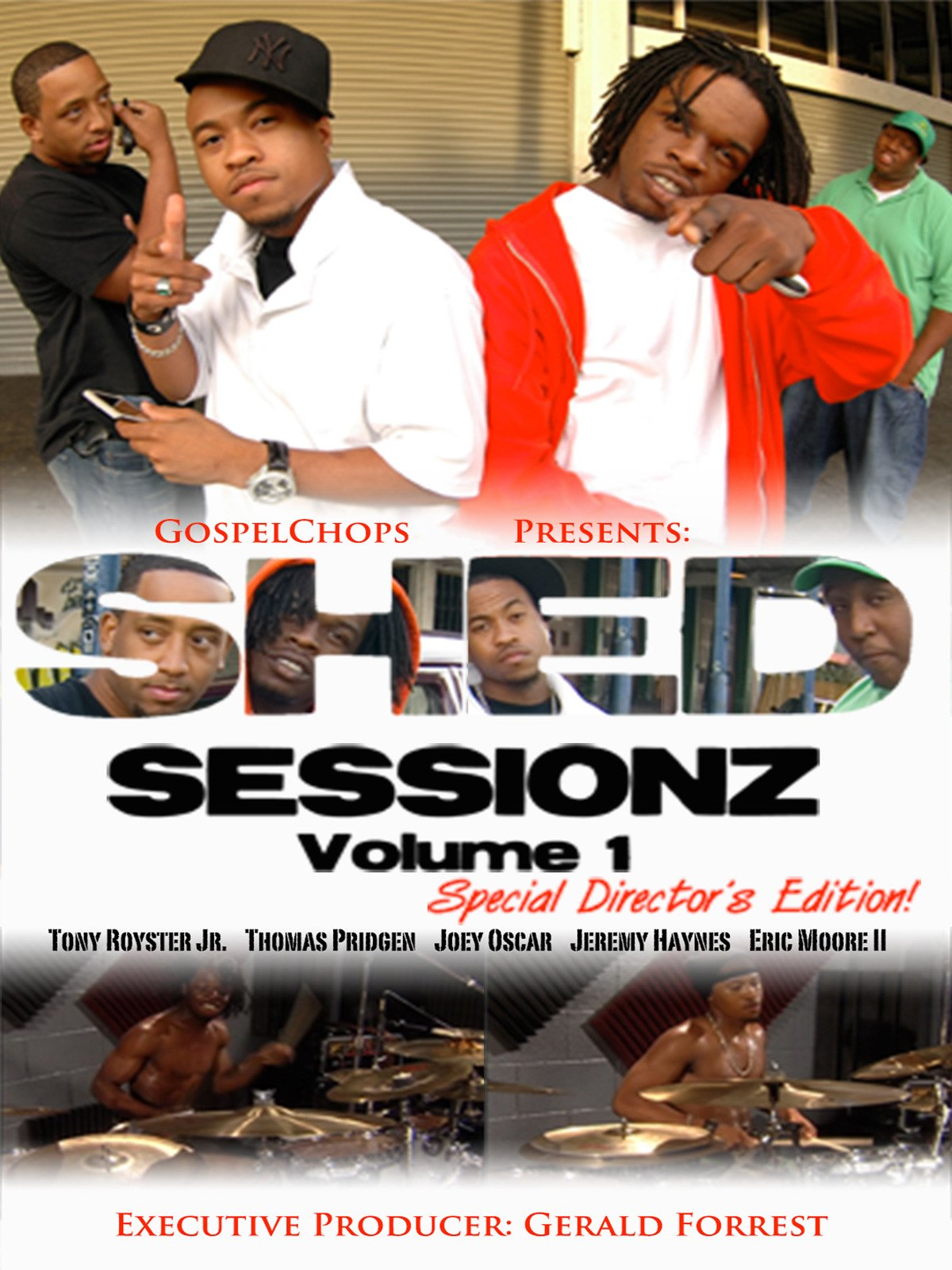 Shed Sessionz Vol. 1 on Amazon Prime Instant Video UK