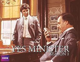 Yes, Minister - Season 1