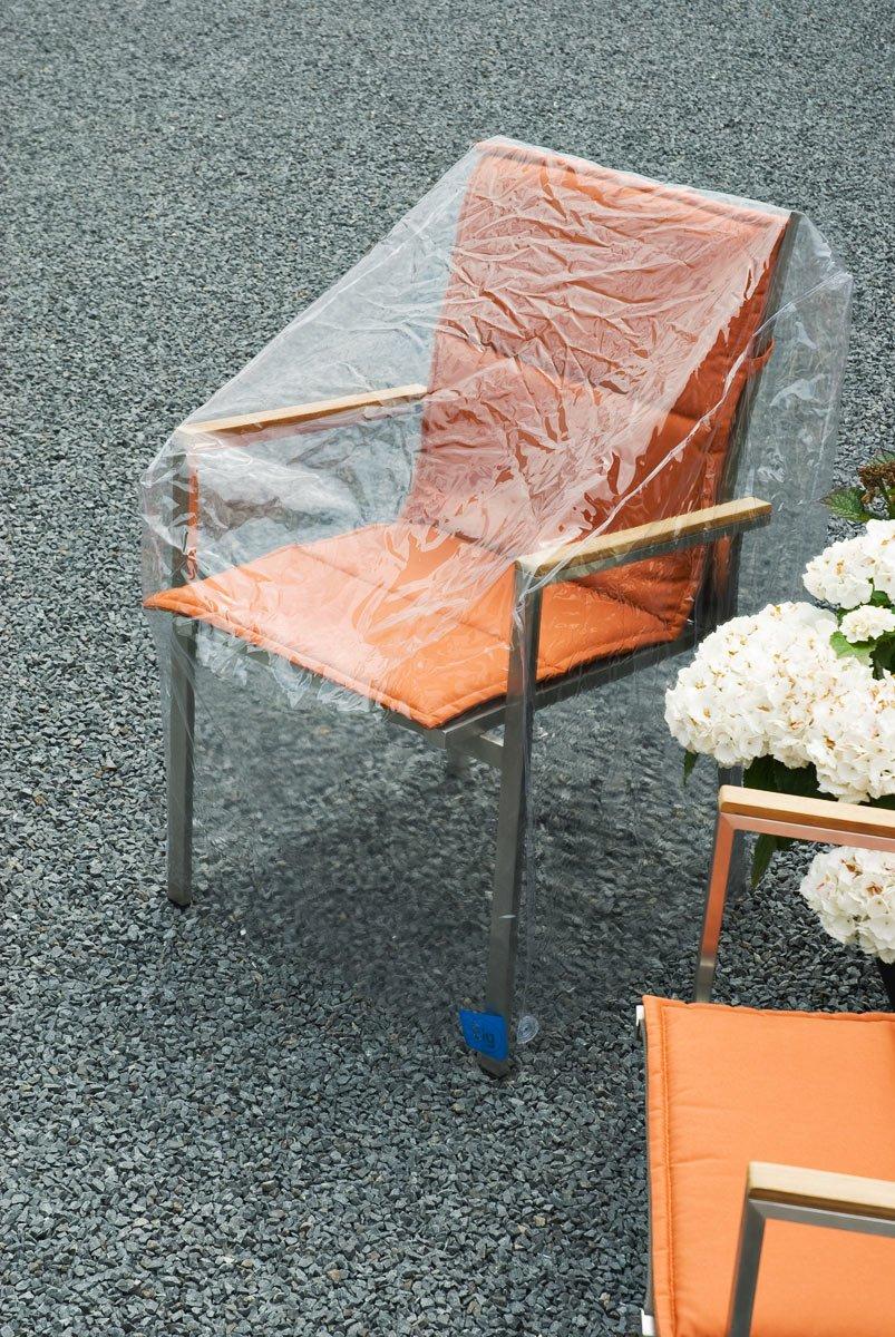 Eigbrecht 142255 Klarsicht Abdeckhaube Schutzhülle für Hochlehner Sessel 63x63x100/65cm günstig