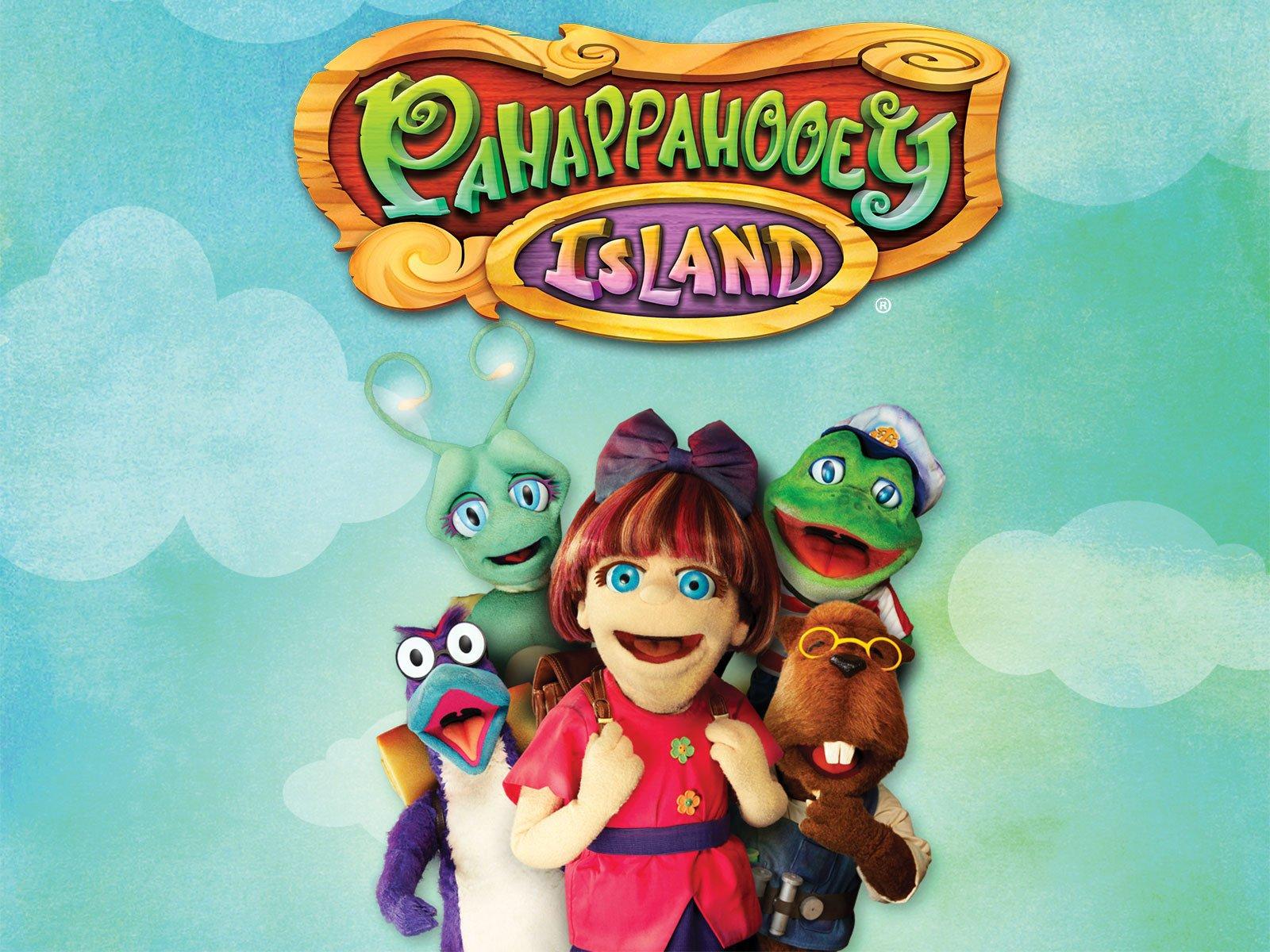 Pahappahooey Island - Season 1