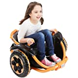 Power Wheels Wild Thing, Orange (Color: orange, Tamaño: n.a.)