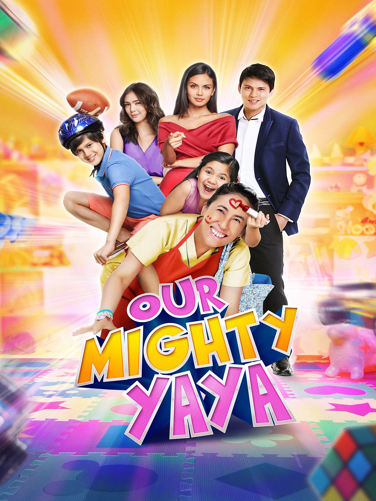 Our Mighty Yaya on Amazon Prime Instant Video UK
