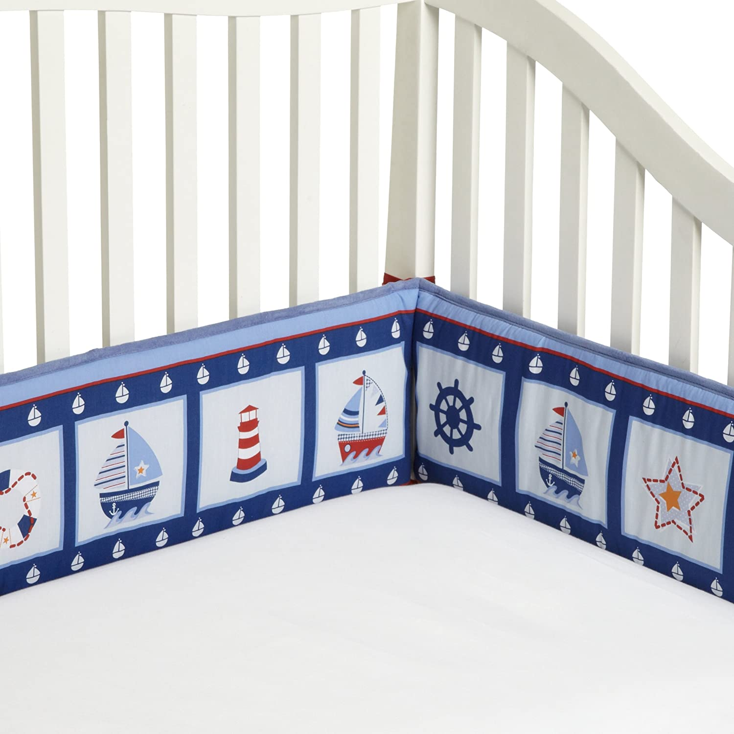 Bedtime Originals Sail Away Accessories On Sale