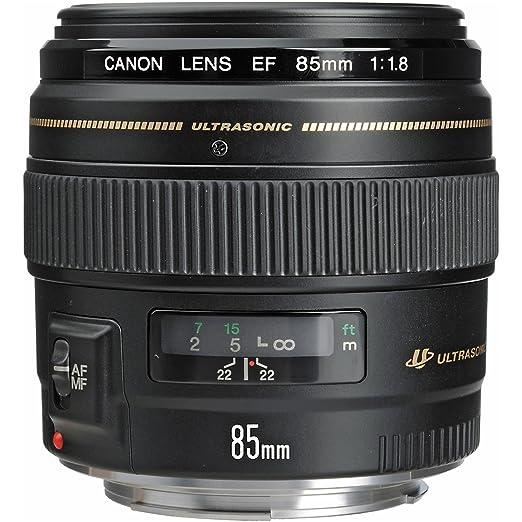 Canon - Téléobjectif - 85 mm - f/1.8 USM - Canon EF