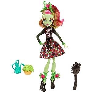 Monster High Gloom n Bloom Venus McFlytrap Doll
