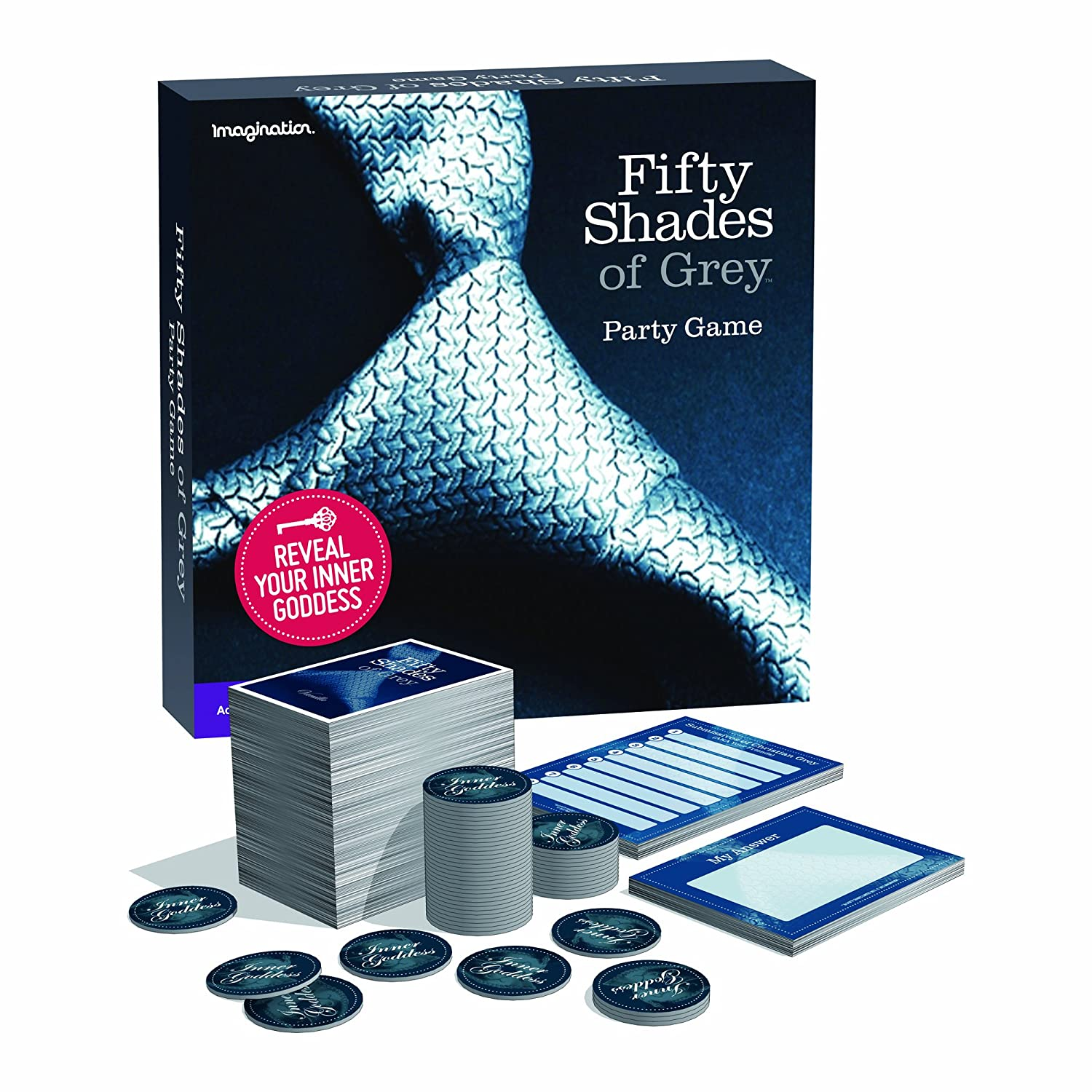 Fifty inspired gift ideas 50 shades of grey trilogy fan page for Fifty shade of grey