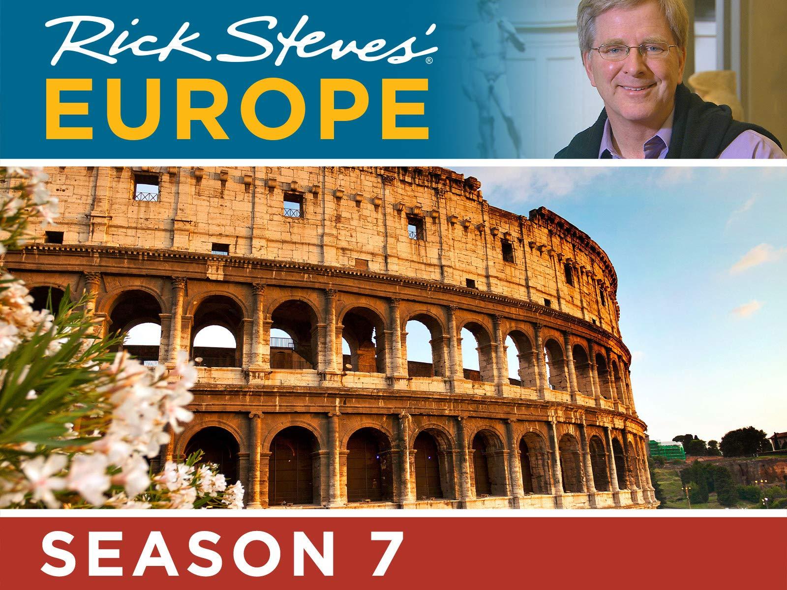 Rick Steves' Europe on Amazon Prime Video UK