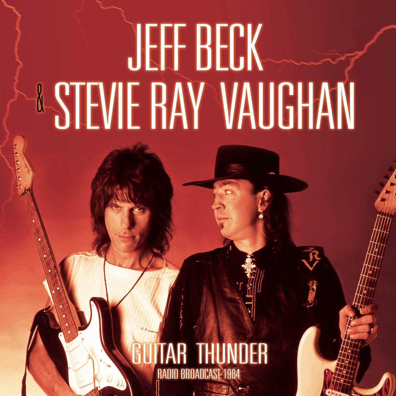 My Collections: Jeff Beck & Stevie Ray Vaughan