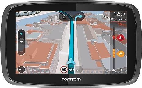 TomTom 1FA5.002.09 GPS Noir