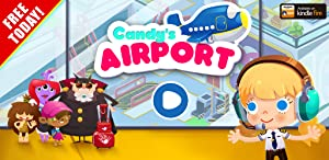 Candy's Airport by LiBii