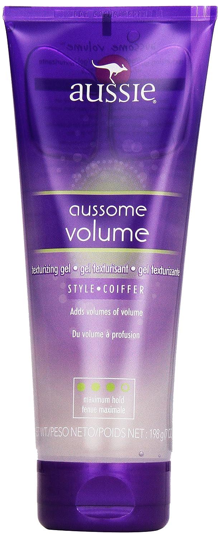 Aussie Aussome Volume Gel, 7 oz aussie бальзам кондиционер aussome volume для тонких волос 250 мл