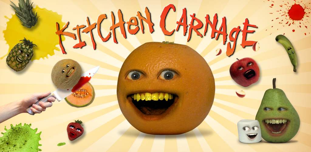Amazon.com: Annoying Orange: Kitchen Carnage: Appstore for Android