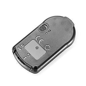 Neewer IR Wireless Shutter Release Remote Control for Canon EOS 60D 70D 7D Rebel T5i, T4i, T3i, T2i, T1i, XSi, Xti, XT, SL1 / 700D 650D 600D 550D 500D 450D 400D 350D 100D