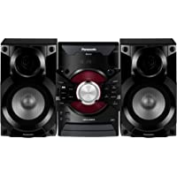 Panasonic SC-AKX18E-K 350W Wireless Megasound Mini Hi-Fi System