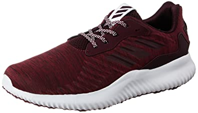 adidas Men's Alphabounce Rc M Chmrmb, Maroon and Ftwwht Running Shoes 10 UK