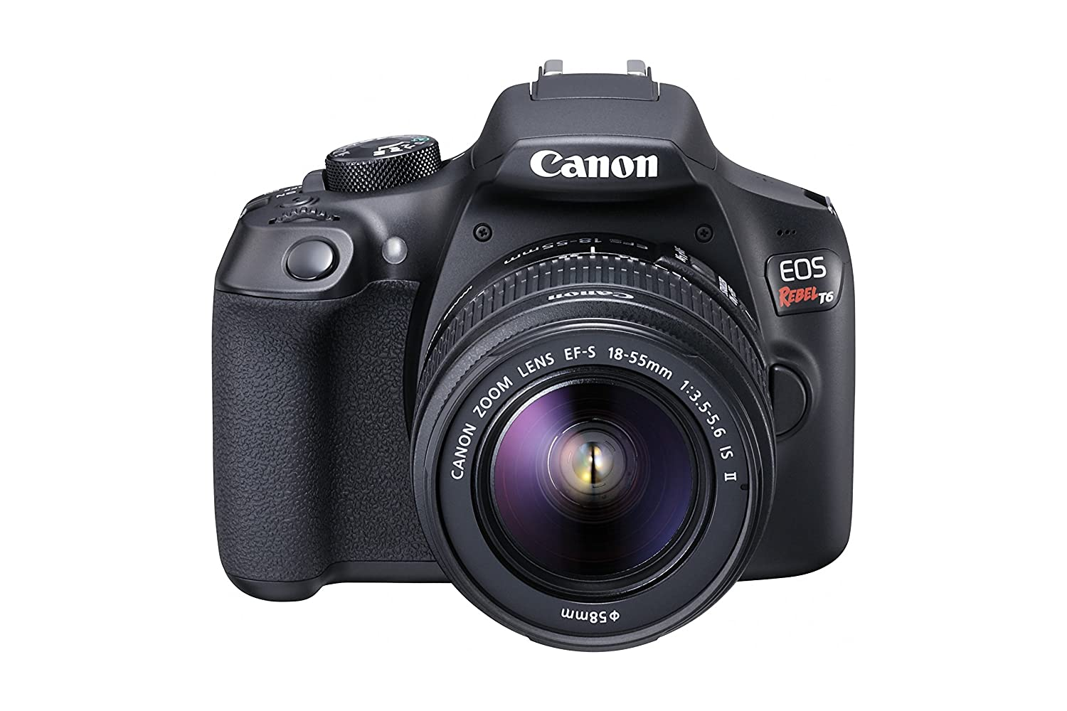 Camera Canon Dslr Camera Price In India buy canon eos rebel t6 18mp digital slr camera kit with ef s 18 55mm f3 5 6 is ii lens black online at low price in india can