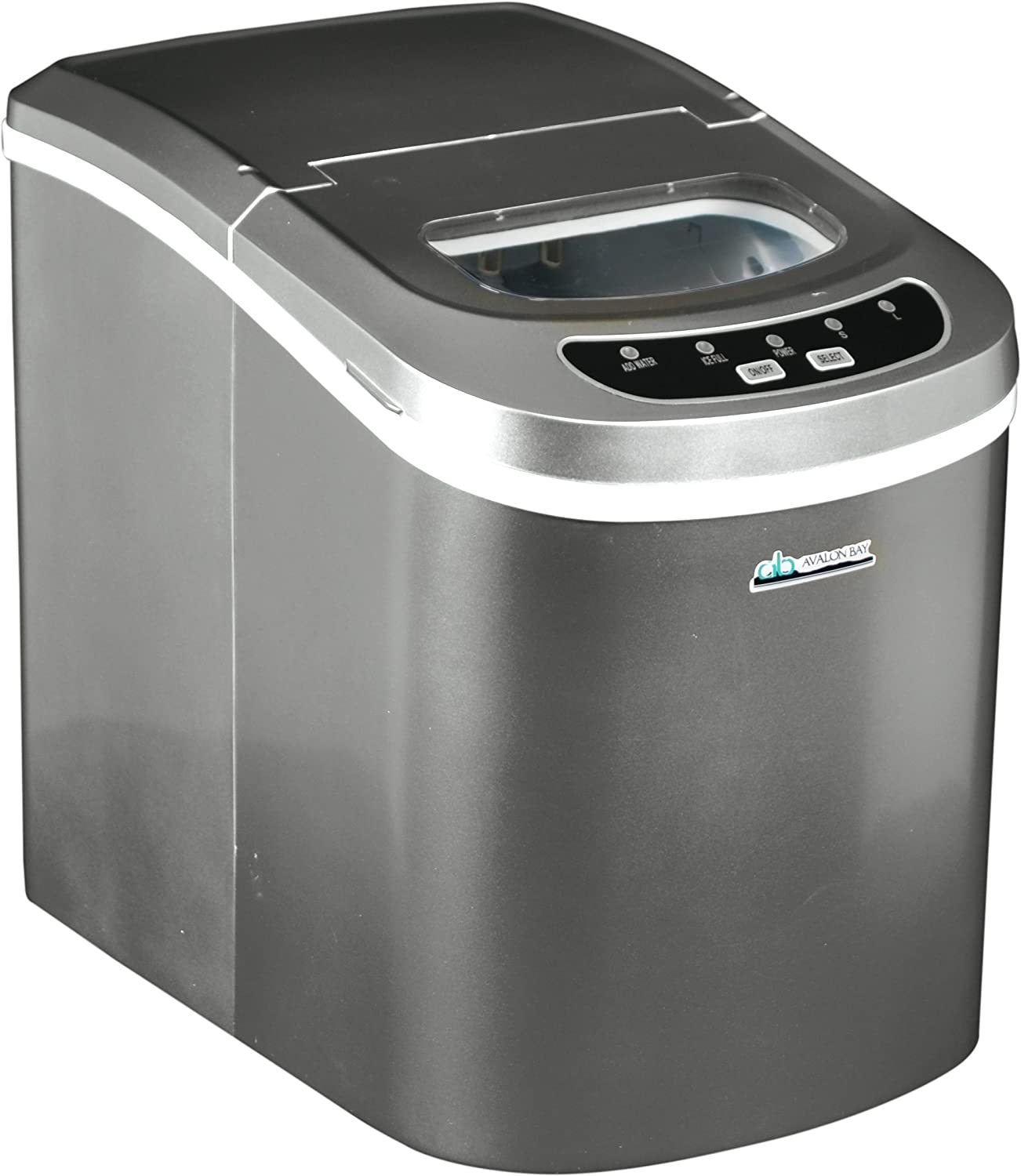 Avalon Bay AB-ICE26S: Portable Ice Maker That Has Compact Size and also Lightweight Design