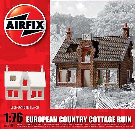 Airfix - A75004 - Maquette - European Ruined Cottage - Echelle 1:76