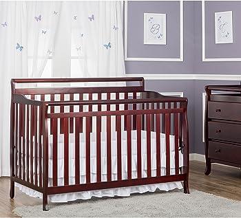 Dream On Me Liberty 5-in-1 Convertible Crib