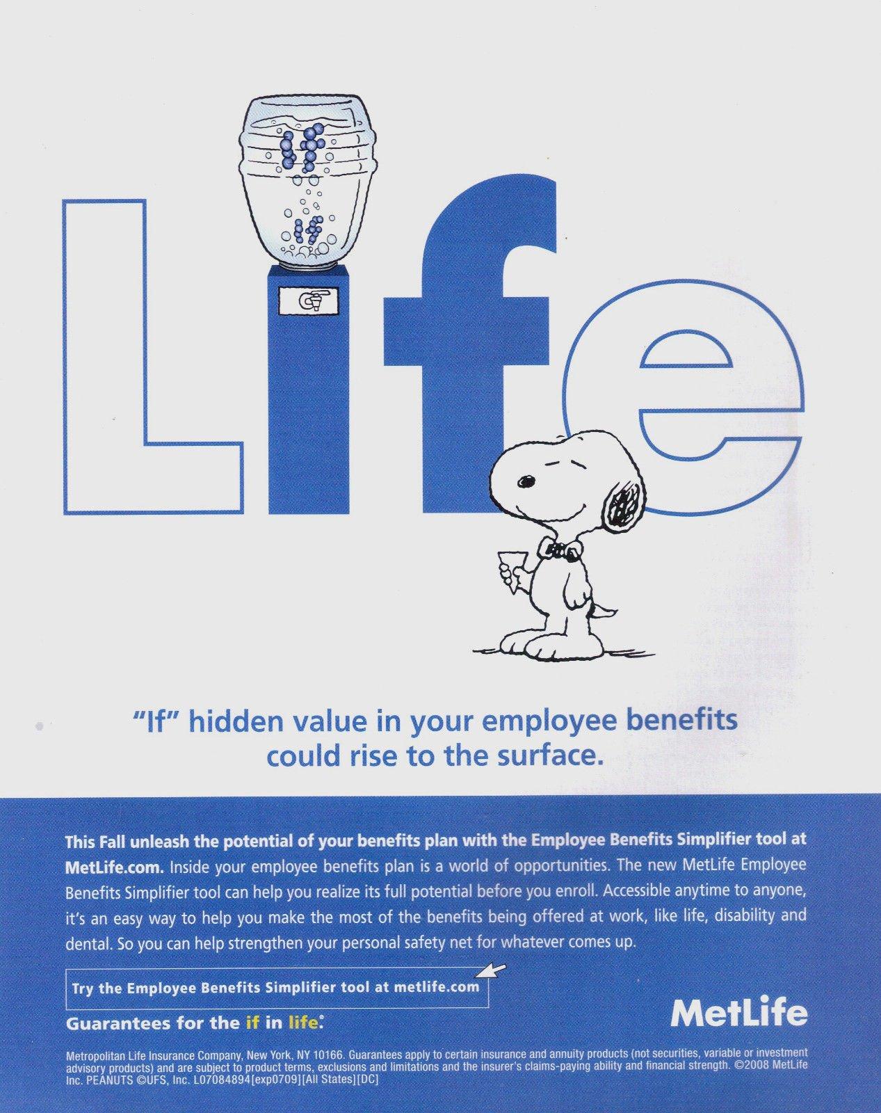 Buy Metlife Insurance Now!