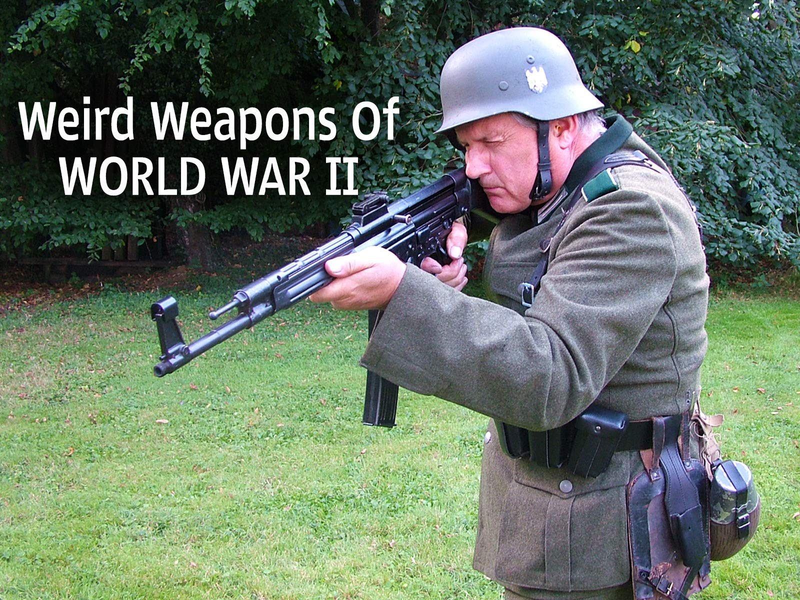 Weird Weapons of World War II - Season 1