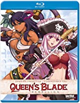 Queen's Blade Rebellion: Complete Collection [Blu-ray] [Import]