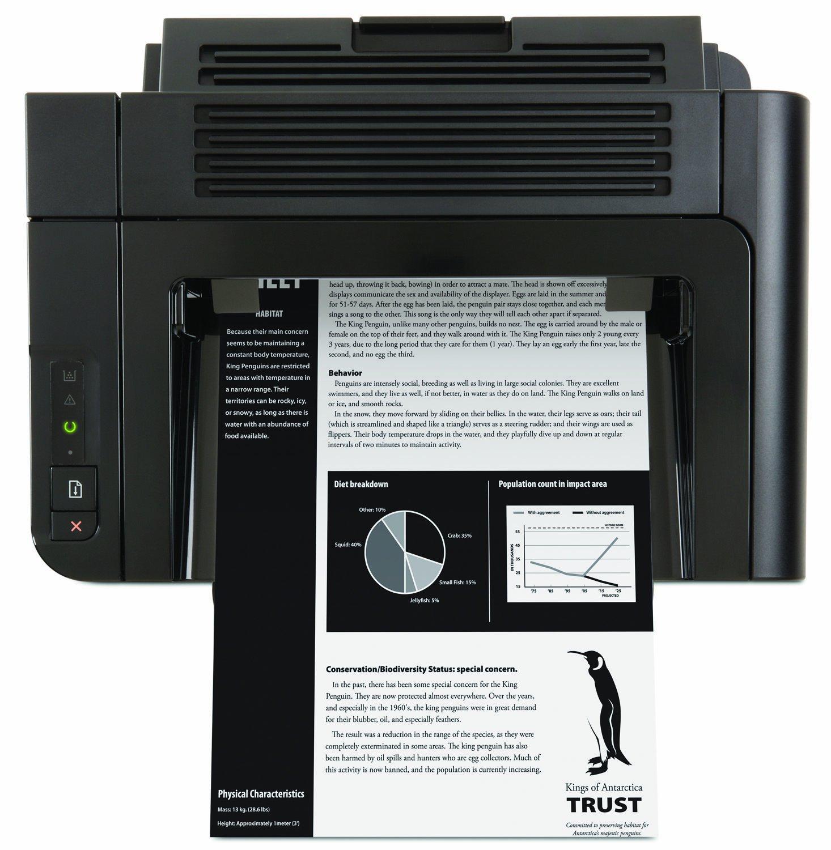 HP LaserJet P1606dn ePrint Mono Laserdrucker