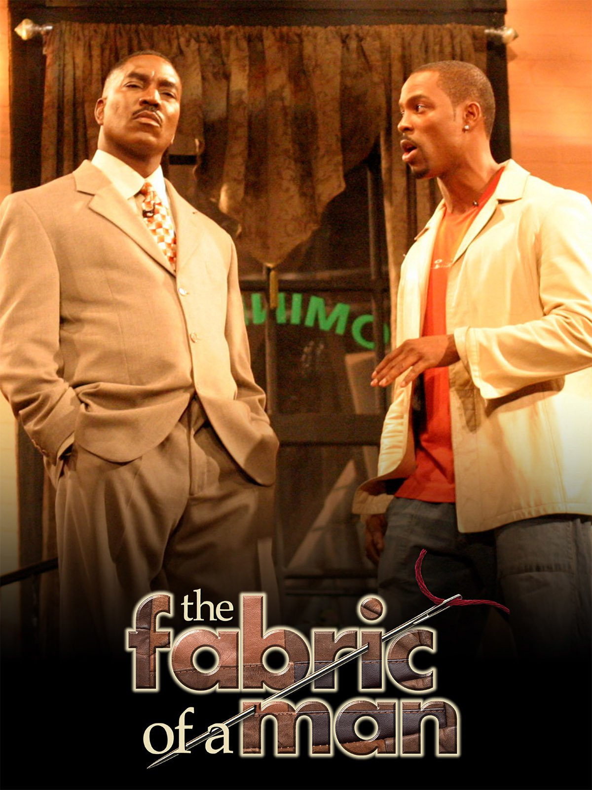 The Fabric of a Man on Amazon Prime Instant Video UK