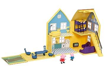 Peppa - 4963 - Maison de Luxe avec 2 personnages