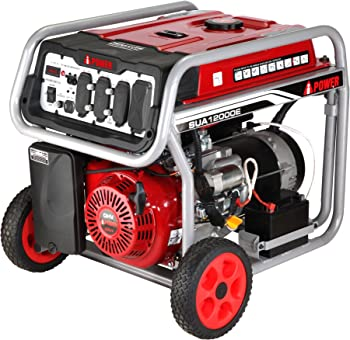 A-iPower SUA12000E 12000W Portable Generator