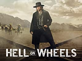 Hell on Wheels Season 5