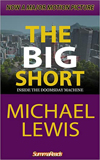 Michael Lewis: The Big Short: Inside the Doomsday Machine (movie tie-in) (Movie Tie-in Editions)