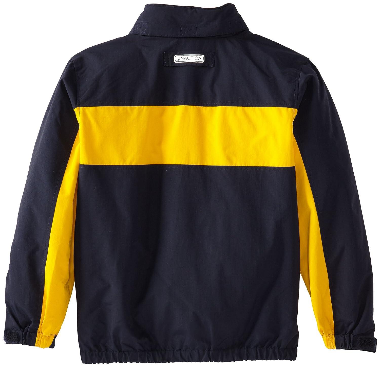 Nautica Boys' Anchor Jacket: Outerwear Jackets
