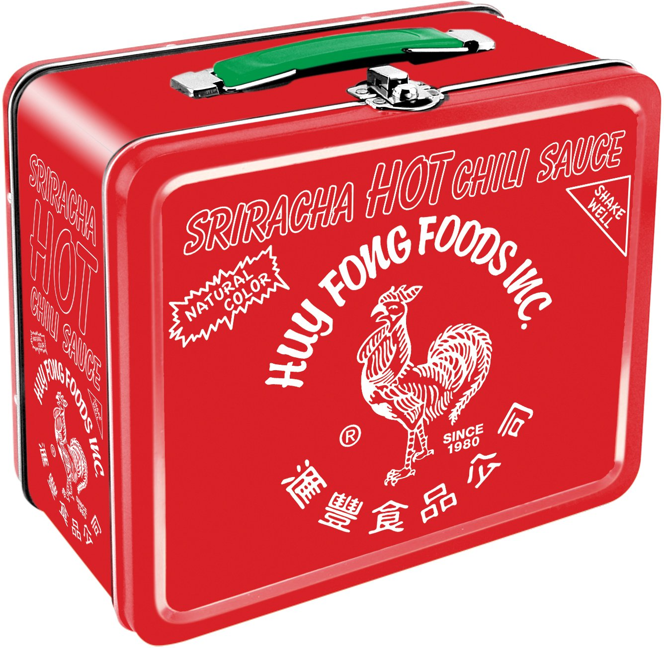 Sriracha Lunch Box