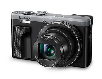 Panasonic Lumix DMC-TZ81 argent
