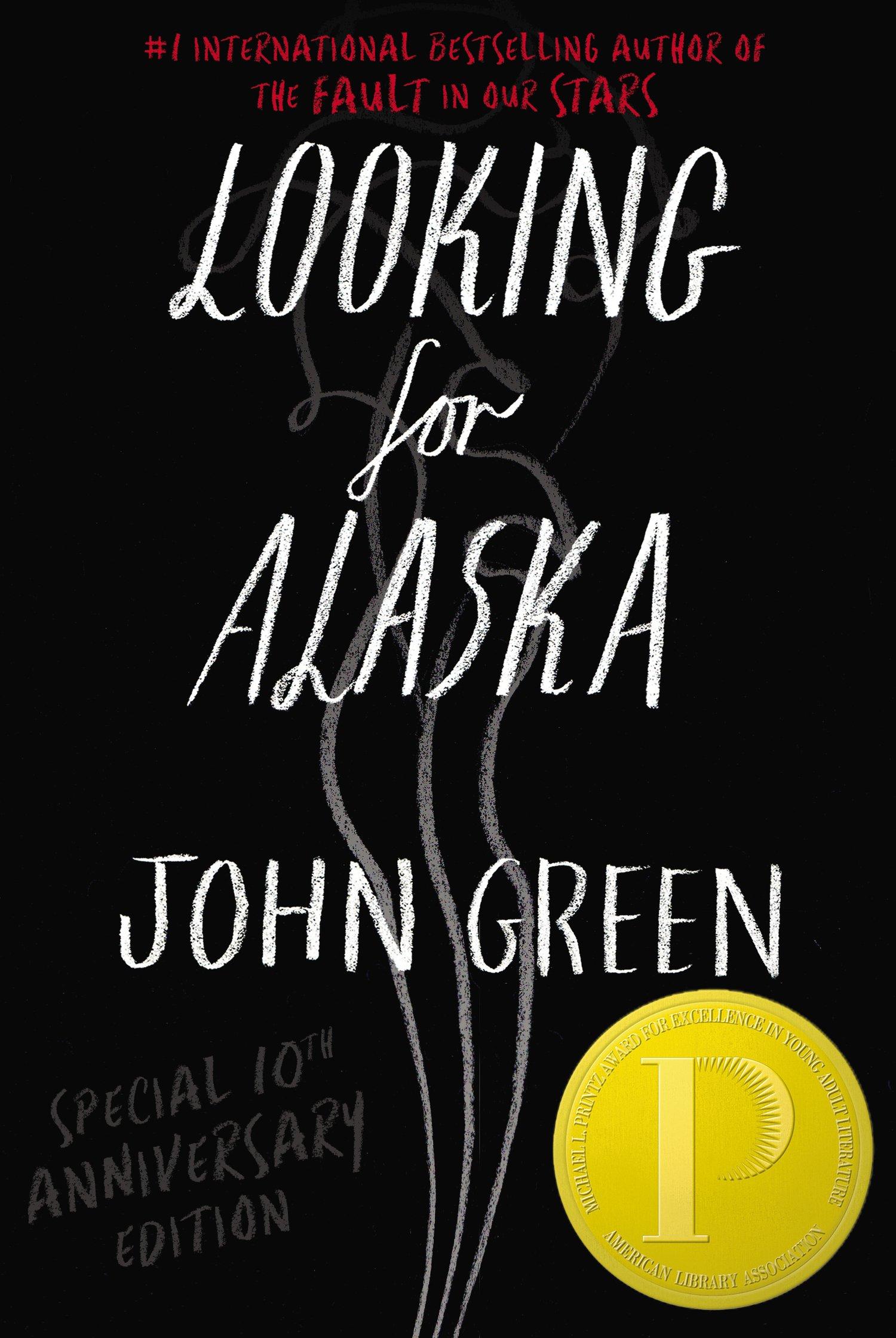looking for alaska journal