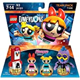 Warner Home Video Games Lego Dimensions Powerpuff Girls Team Pack - Not Machine Specific