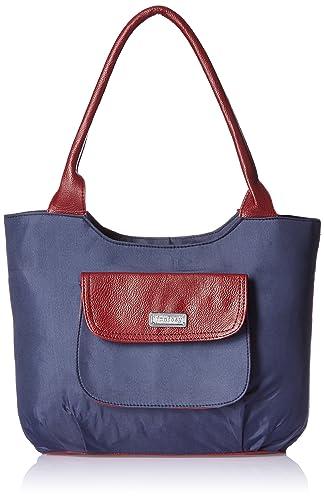 fantosy Devine Women's Handbag (Blue) (fnb-112)