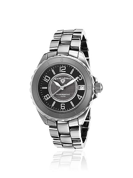 Swiss Legend 22991-11 Grey Titanium Carbide Ceramic Watch Giá gốc 995$, xuống 159$