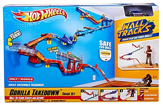 Hot wheels mechanix setup download free backuperlittle for Hot wheels wall tracks template