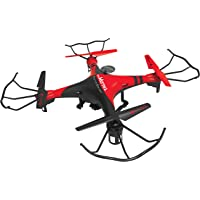 Zero Gravity Talon Drone with 720p HD Camera and 3 Batteries (Red)