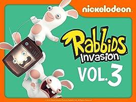 Rabbids Invasion [HD]