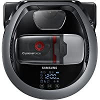 Samsung POWERbot R7040 App Controlled Self Charging Robot Vacuum (Neutral Gray)