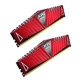 ADATA 8GB (2 x 4GB) XPG Z1 DDR4 PC4-21300 2666MHz 288-Pin Desktop Memory) Model AX4U2666W4G16-DRZ