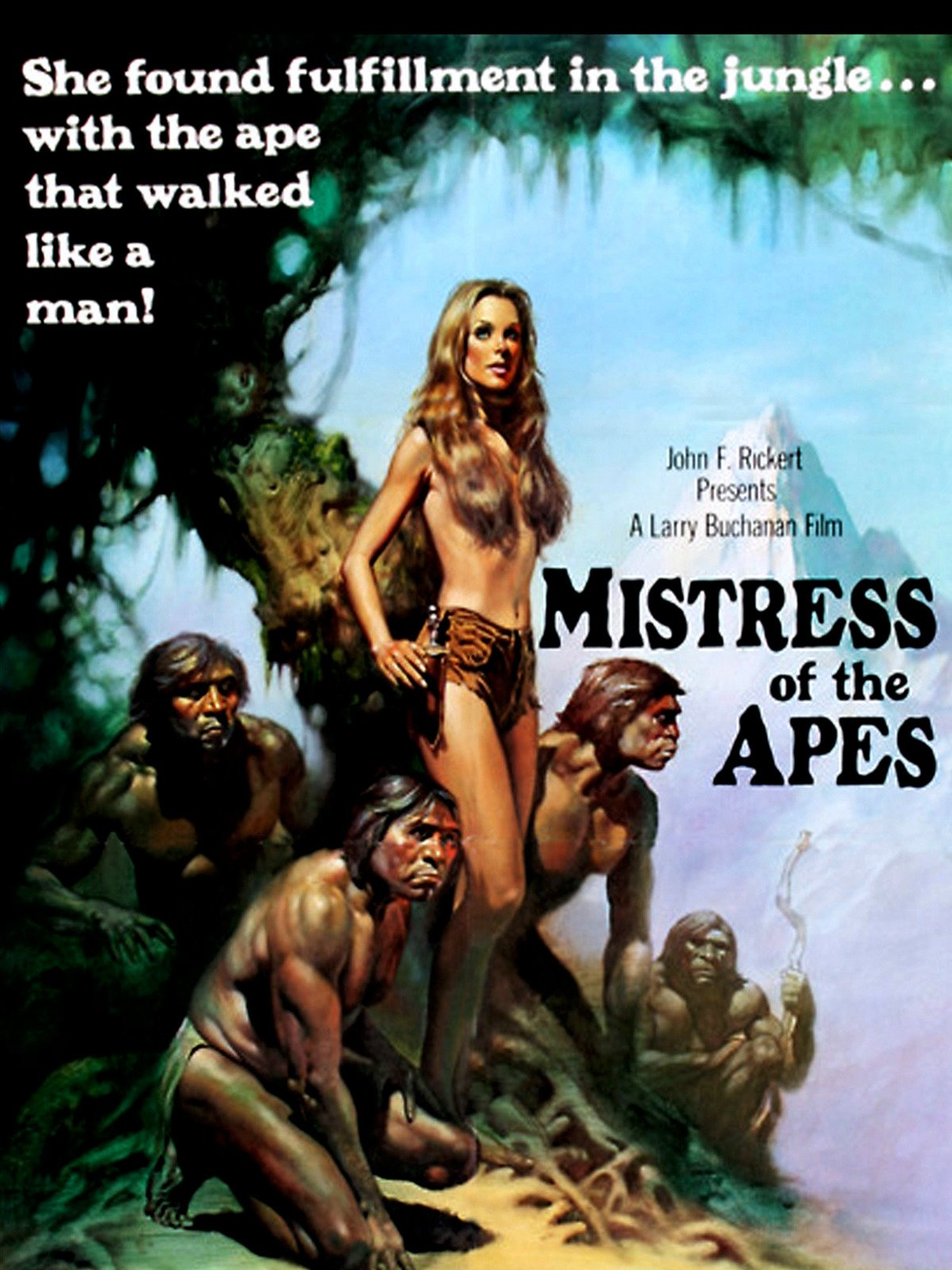 Mistress of the Apes on Amazon Prime Video UK