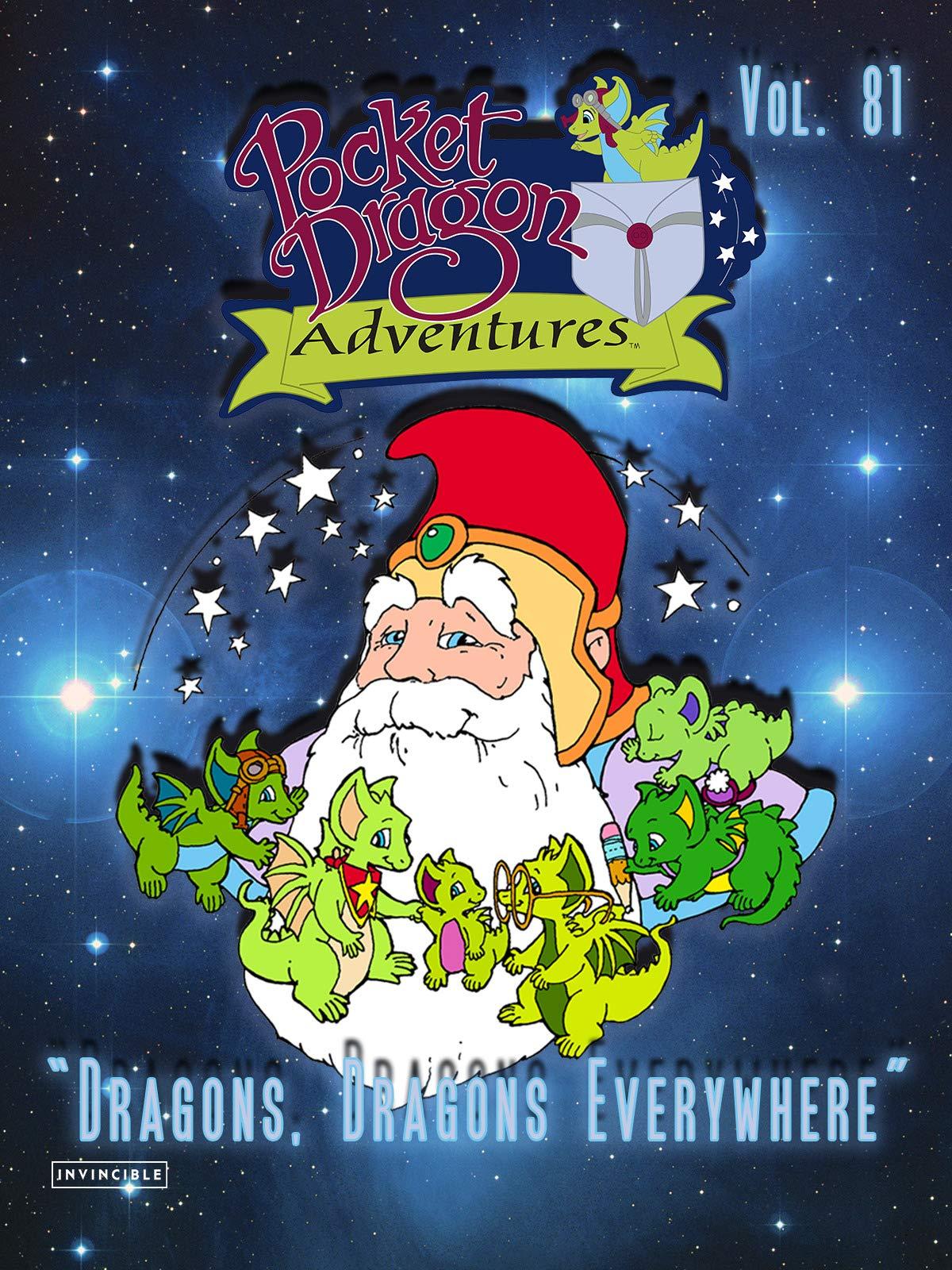 Pocket Dragon Adventures Vol. 81Dragons, Dragons Everywhere