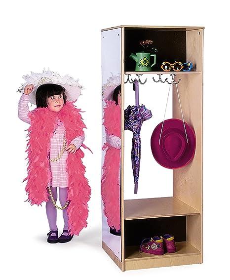 Whitney Brothers Mirror Wardrobe