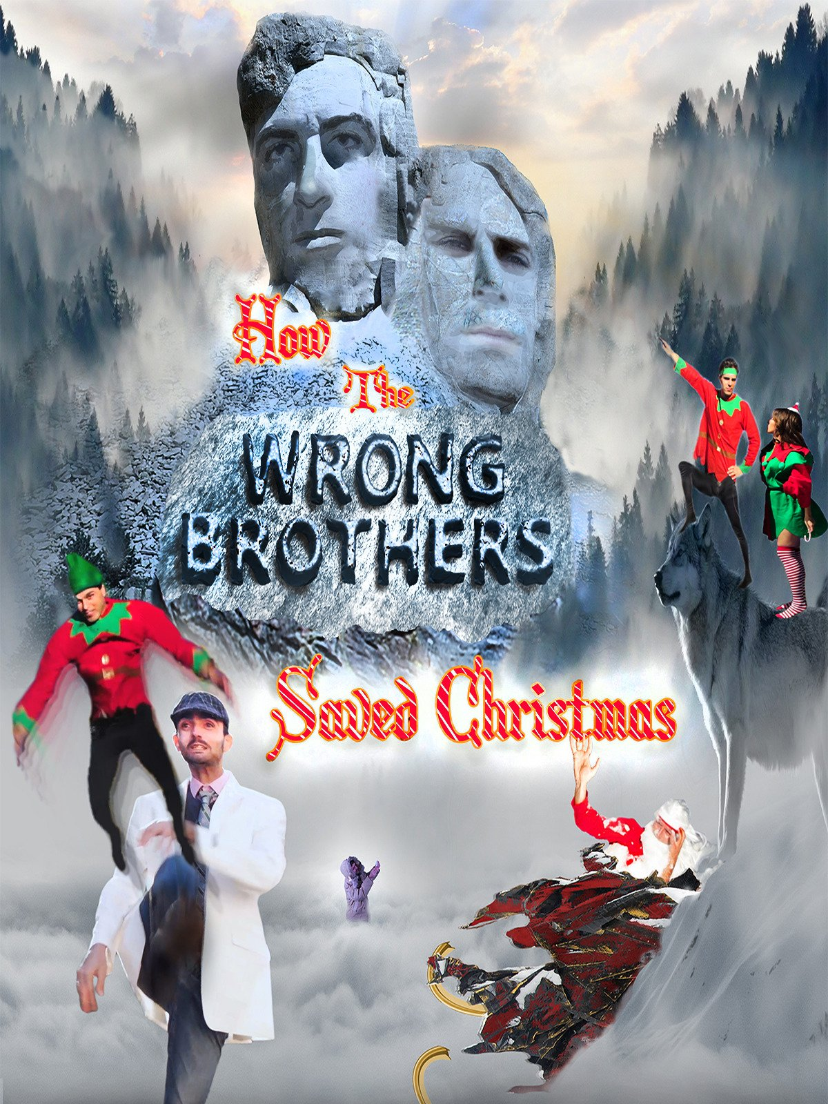 How The Wrong Brothers Saved Christmas