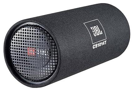 JBL Car CS12 Series Tube Caisson de Subwoofer 30 cm - Noir